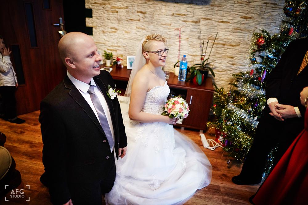 błogosławieństwo, Panna młoda, suknia ślubna, ślub