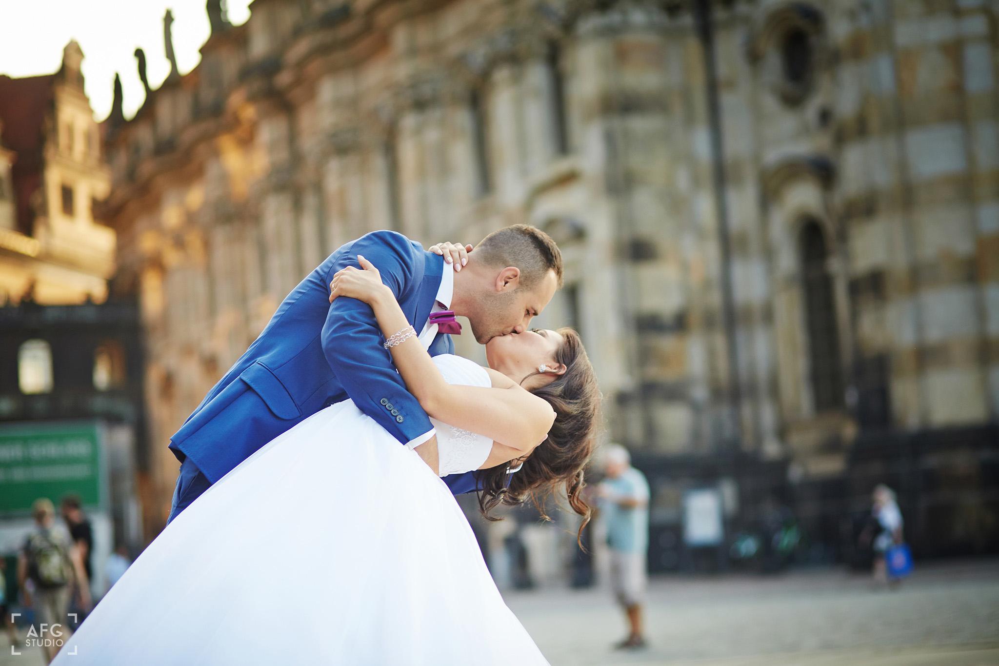 pałac, suknia ślubna, mucha