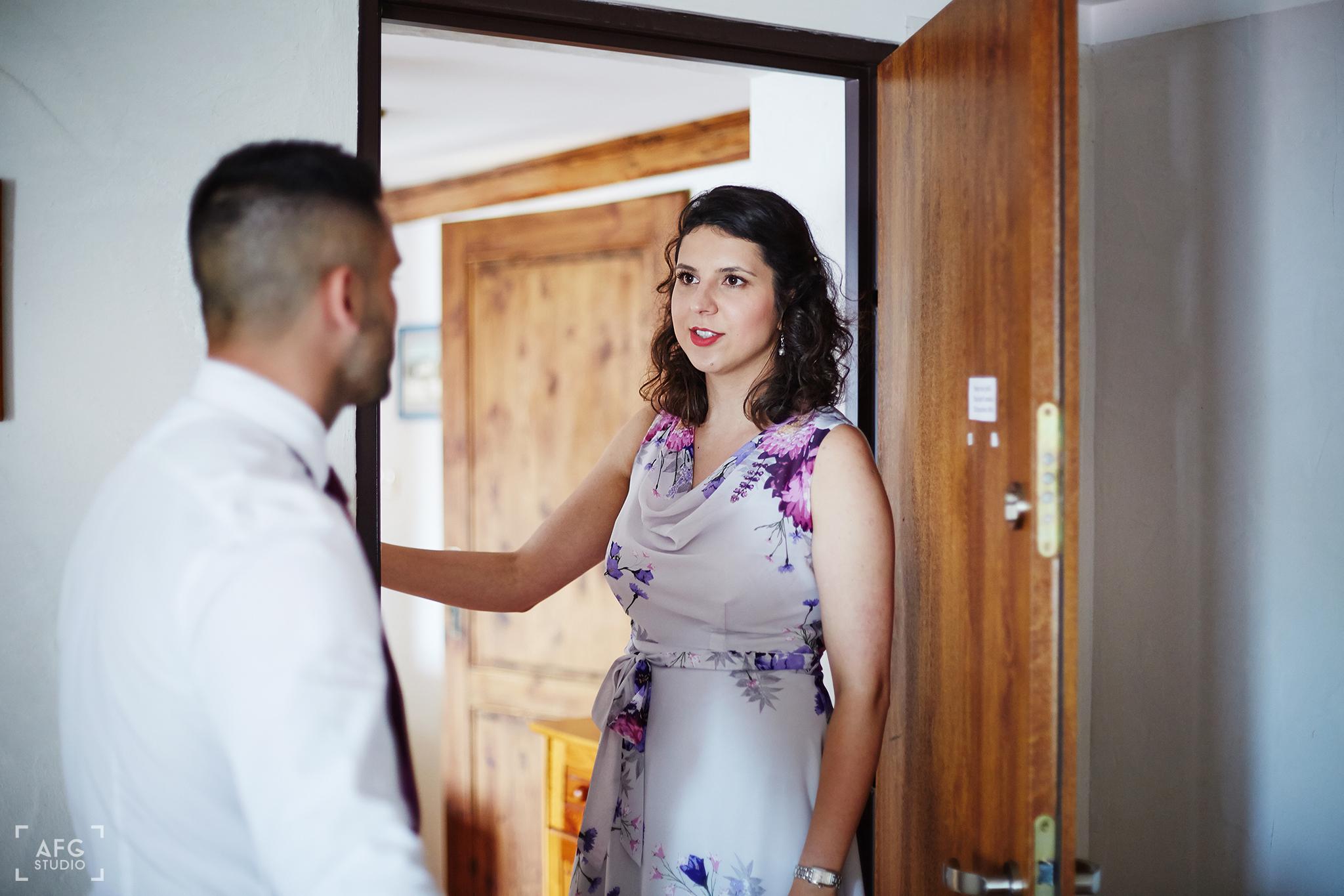 świadkowa, ślub, pokój