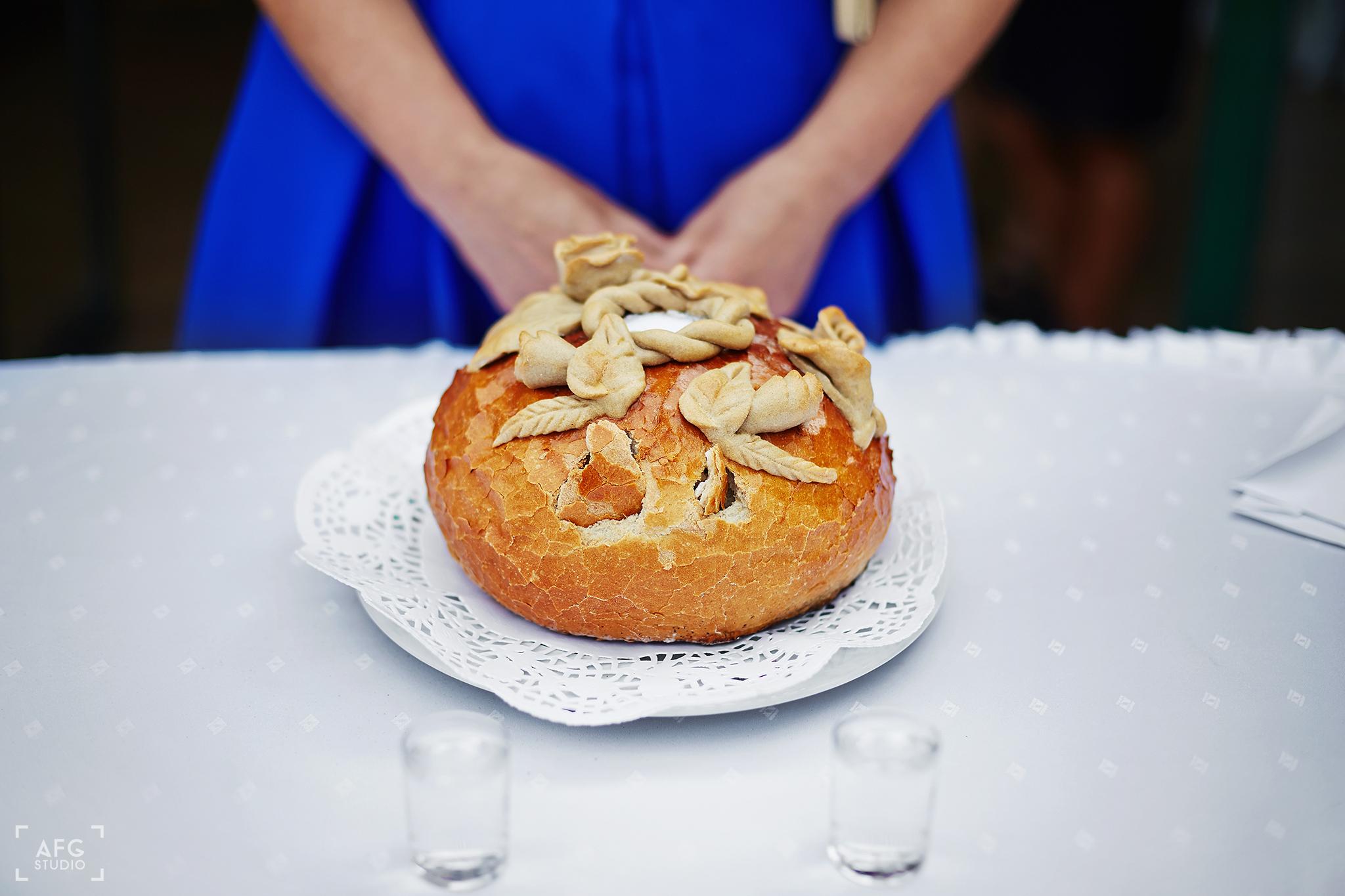 chleb, wódka, tradycja