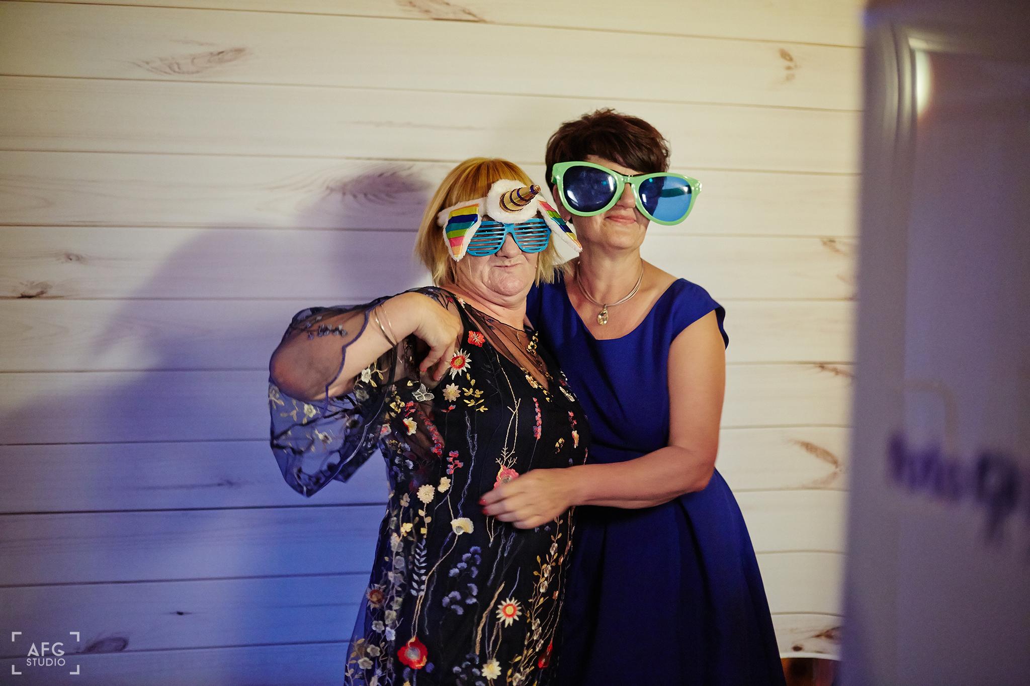 okulary, zabawa, wesele