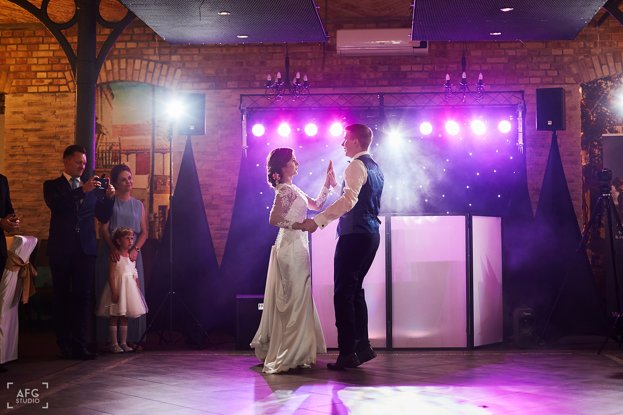 pierwszy taniec, małżeństwo, wesele