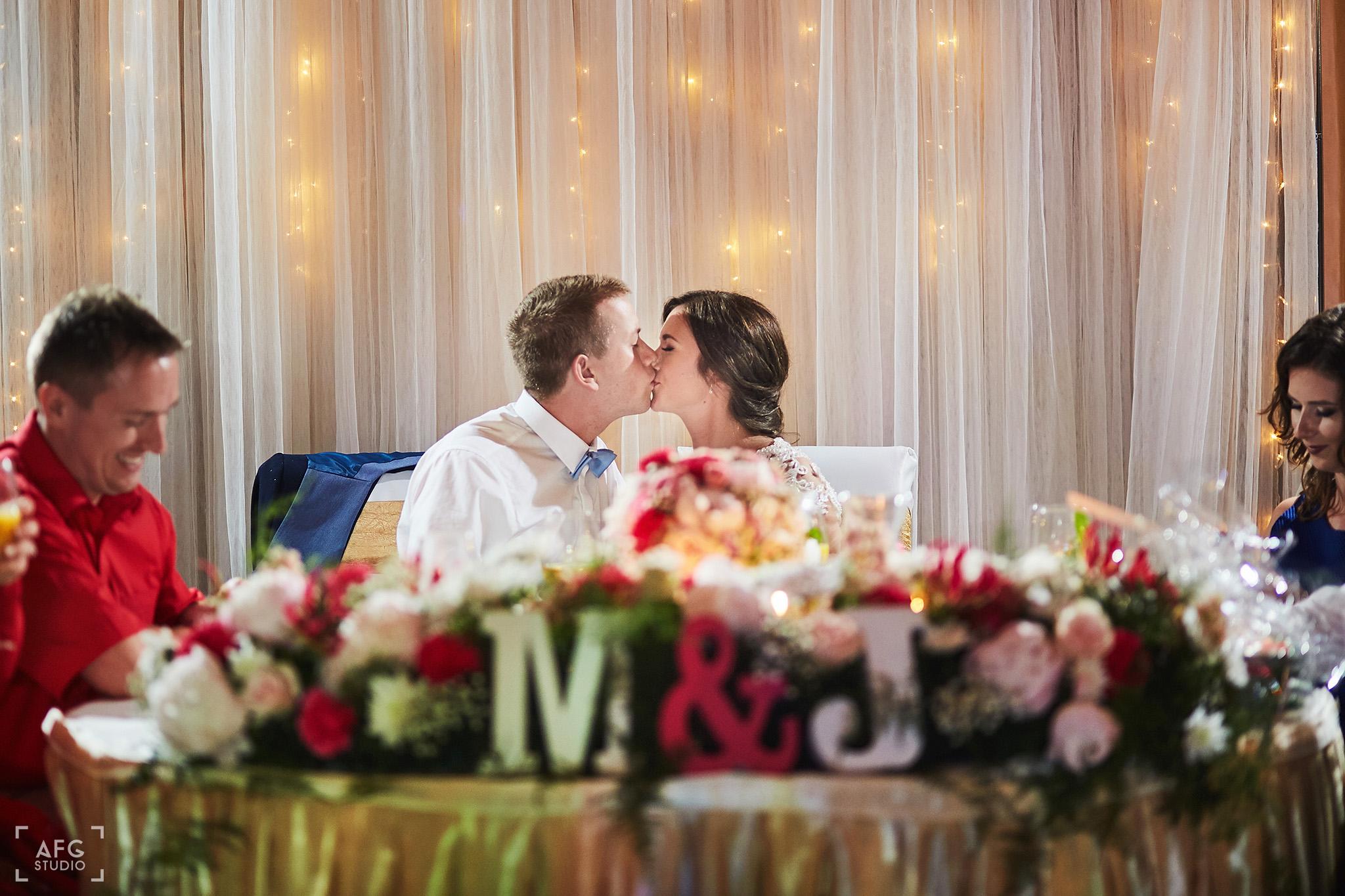 dekoracje weselne, para młoda, wesele
