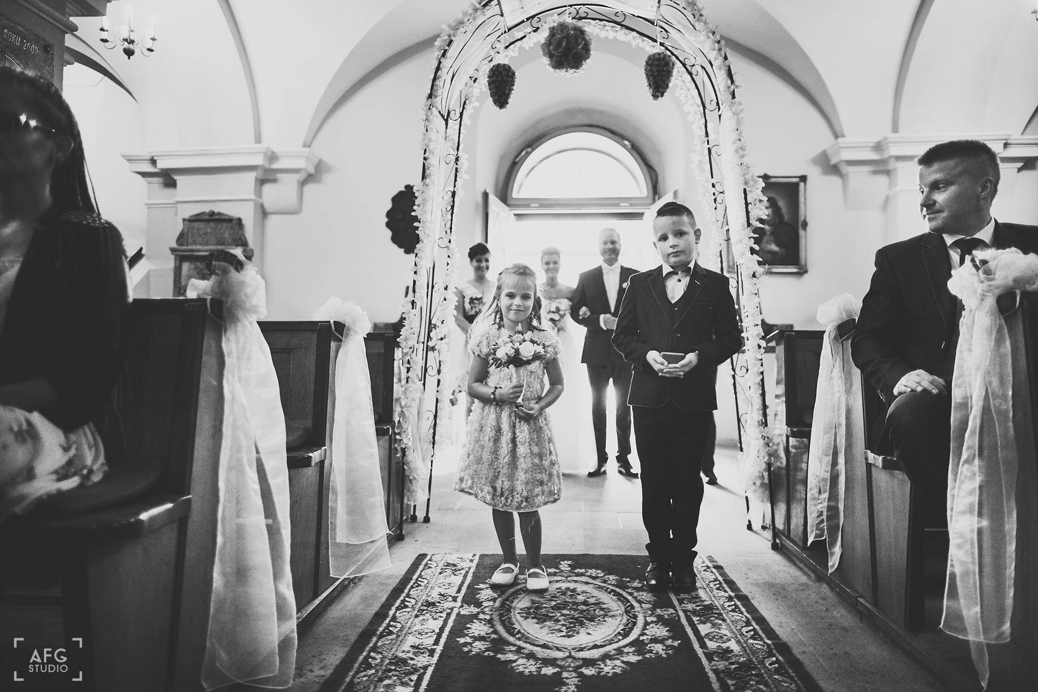 ślub, para młoda, małżeństwo