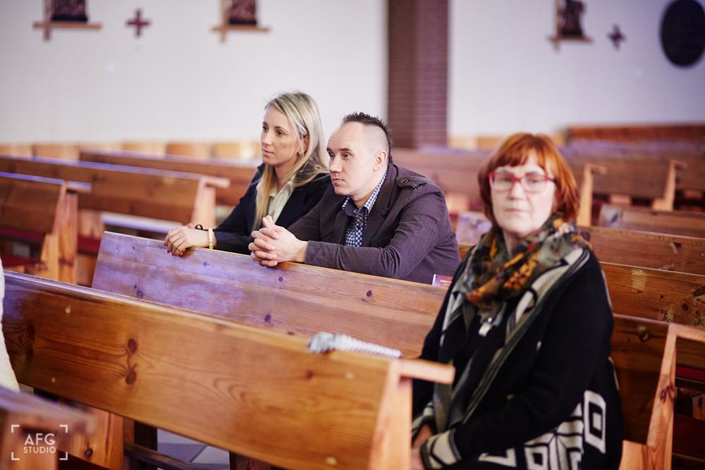 zdjęcie grupowe, chrzest święty, rodzina