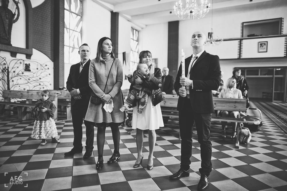 zdjęcie grupowe, chrzest święty, ojciec chrzestny