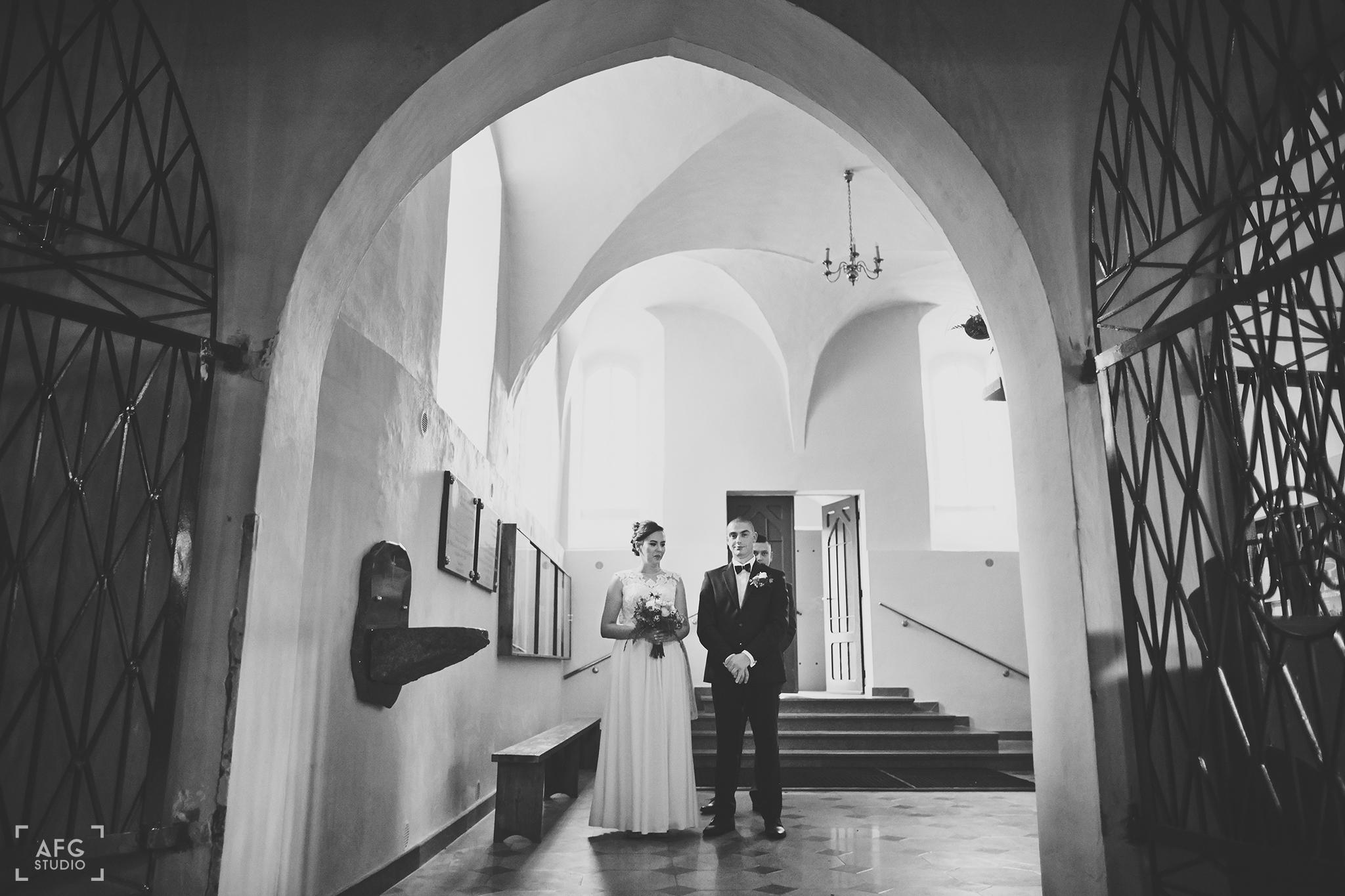 Kościół, przed ślubem, ceremonia ślubna