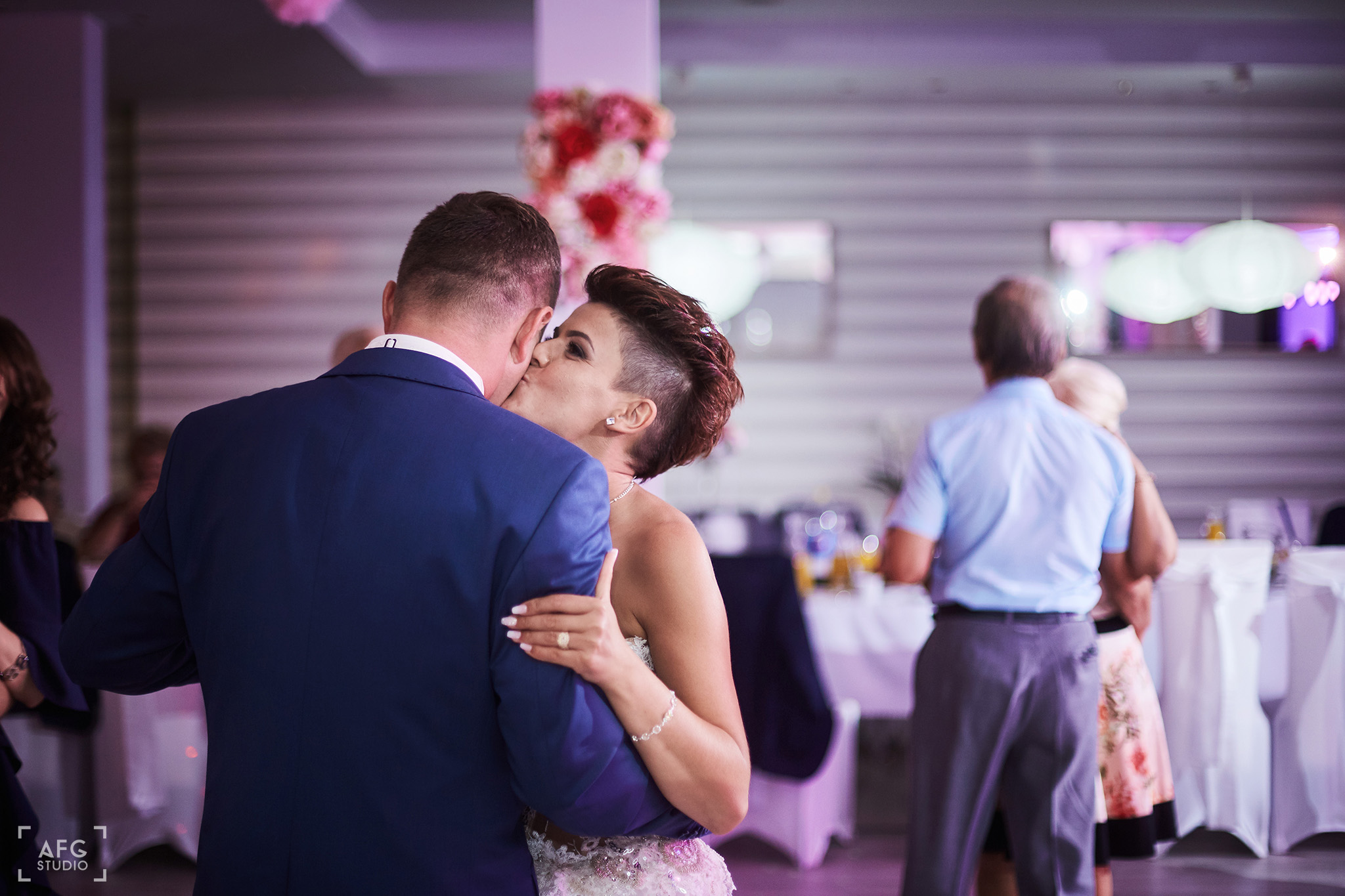 para młoda, wesele, zabawa