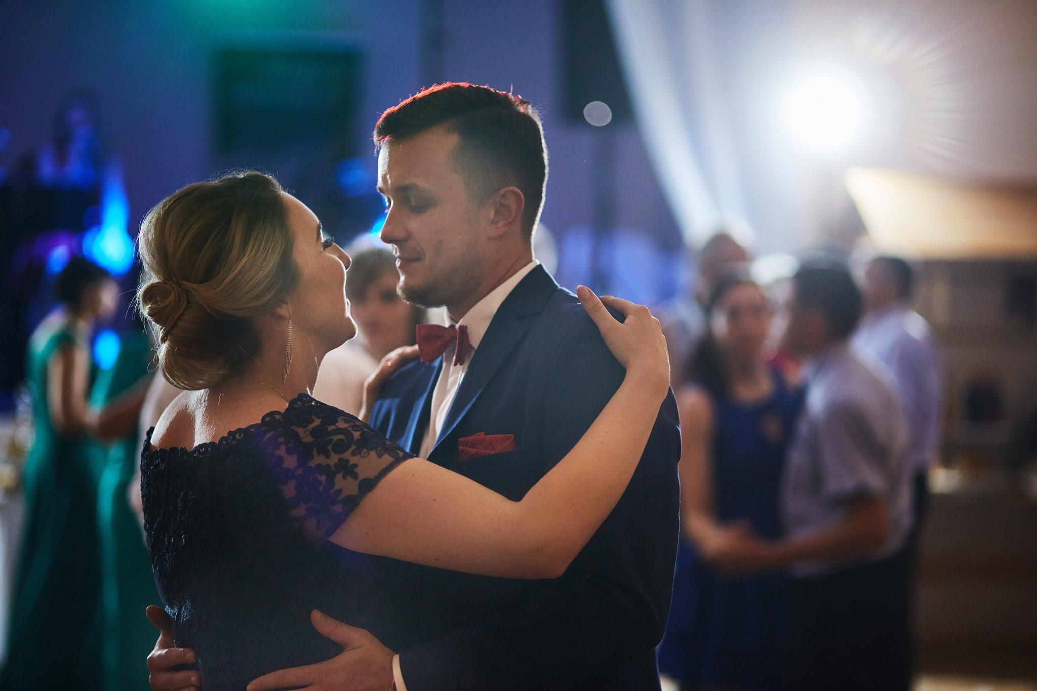taniec, miłość, świadkowa