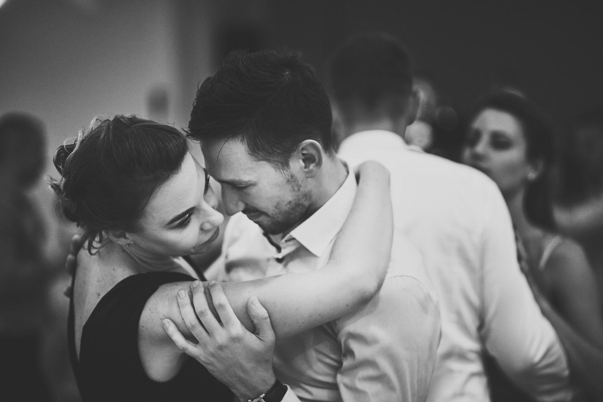 taniec, milość