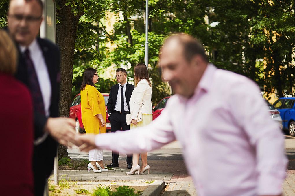 goście weselni, kobiety