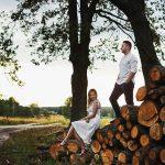 sesja narzeczeńska Żary, zdjęcia ślubne